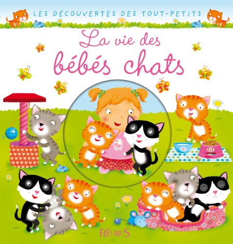 La vie des bébé chats par Nathalie Bélineau