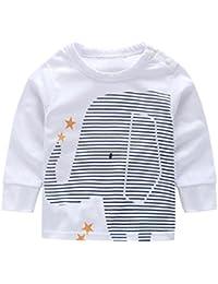 para la ropa de los muchachos,RETUROM nuevo estilo de ropa de los bebés de la técnica de impresión camiseta tops + pantalones largos de la raya 1Set