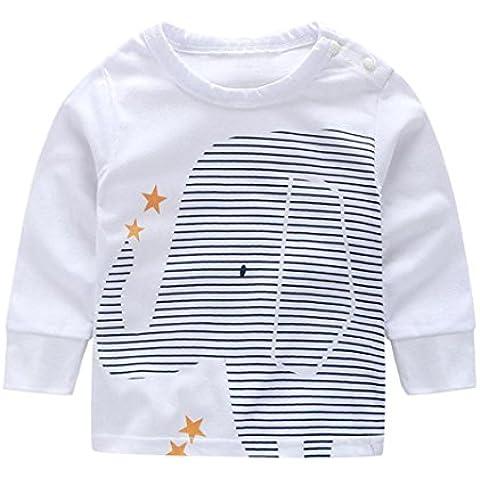 para la ropa de los muchachos,RETUROM nuevo estilo de ropa de los bebés de la técnica de impresión camiseta tops + pantalones largos de la raya