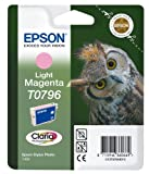 Epson T0796 Tintenpatrone light magenta, High Capacity