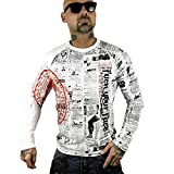 Yakuza Original Herren F.Y.F. Longsleeve T-Shirt