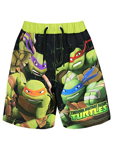 Teenage Mutant Ninja Turtles Jungen Ninja Turtles Badeshorts ()