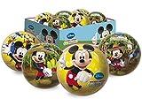 Mickey Mouse - Pelota, 150 mm (Mondo Toys 1109)