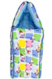 #8: Ole Baby 3 in 1 Hooded Reversible Carry Nest cum Baby Sleeping Bag Sleeping Mat For 0-12 months