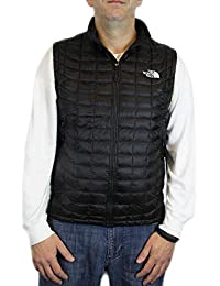North Face Hombre Thermoball Vest Chaleco Negro