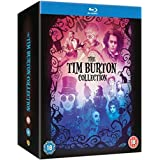 Tim Burton Collection - 8-Disc Box Set ( Batman / Batman Returns / Beetlejuice / Mars Attacks! / Pee-wee's Big Adventure / Charlie and the Chocolate Factory / Sweeney Todd: The Demon Barber