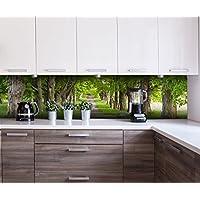 Nischenrückwand Küche suchergebnis auf amazon de für nischenrückwand küche haushalt