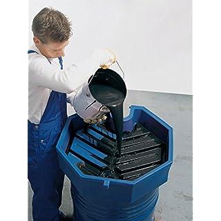 Asecos Fasstrichter Sicherheitsbehälter - Befüllen von 200-Liter-Fässern - Volumen ca. 22 l, Maße: 69x19cm