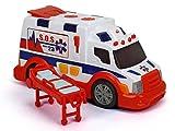 Dickie 203308360 - Ambulanza, 33 cm usato  Spedito ovunque in Italia