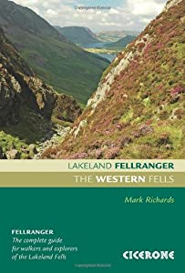 The Western Fells (Lakeland Fellranger), Mark Richards