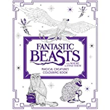 Fantastic Beasts and Where to Find Them: Magical Creatures Colouring Book (ANGLAIS)