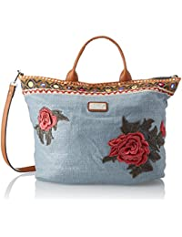 XTI 85964, Shopper para Mujer, 50x33x17 cm (W x H x L)
