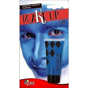 Goodmark-aq05005-Maquillaje-Tubo Aquacolor, azul, 28ml