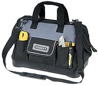 STANLEY 1-96-183 - Bolsa para herramientas de gran abertura con cremalle...