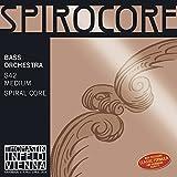 Thomastik S37W Spirocore Double Bass Spiralkern Orchester, D