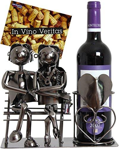 BRUBAKER Porte-bouteille de Vin ...