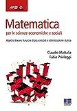 Matematica per le scienze economiche e sociali: 2