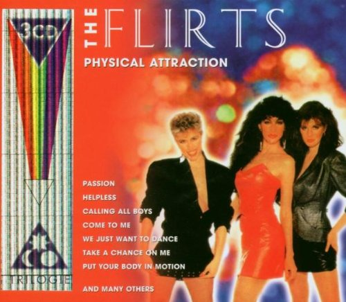 Physical Attraction (Flirt Rock Set)