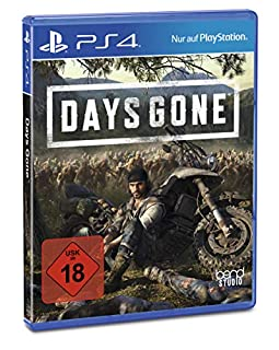 Days Gone - Standard Edition - [PlayStation 4] (B01H1QQEG4) | Amazon Products