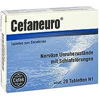 CEFANEURO Tabletten 20 St preisvergleich bei billige-tabletten.eu