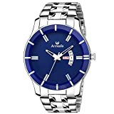 #10: Armado AR-205-BLU Day and Date Watch -for Men