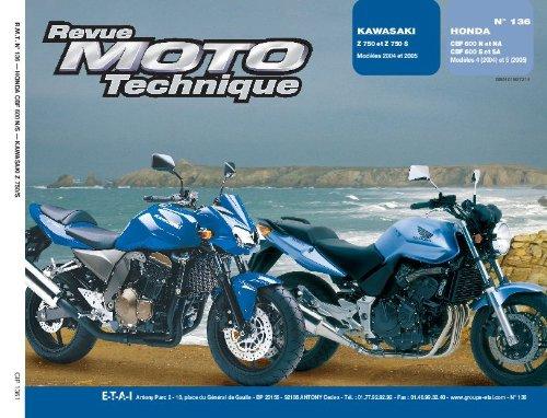 Rmt 136.1 Honda Cbf600 N/S 04/05-Kawasa Z750 (04/05)