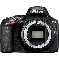 Nikon Kit Reflex numérique D3500 + AF-S DX 18-105 VR