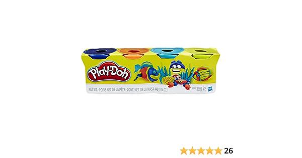 Hasbro Play Doh Knet EimerSpielknete /& MalsetKreativ Spielzeug ab 3 Jahre