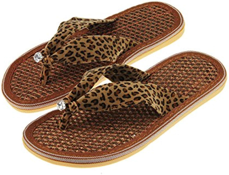 Afinder Women's Women's Afinder Fashion Summer Flip Flops Slim Causal Leisure Wedge Platform Home Thong Flat Sandals Beach Slippers edee94