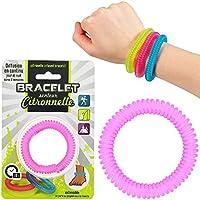 Promobo -Bracelet Schlafkabine mit Citronelle, ausziehbar, Neonpink preisvergleich bei billige-tabletten.eu