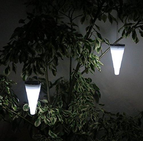 Frostfire Dropcone - Étanche Hanging Light (Ensemble de 2)