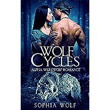 SHAPESHIFTER ROMANCE: Wolf Cycles (New Adult Shifter Romance, Biker, Motorcycles) (English Edition)