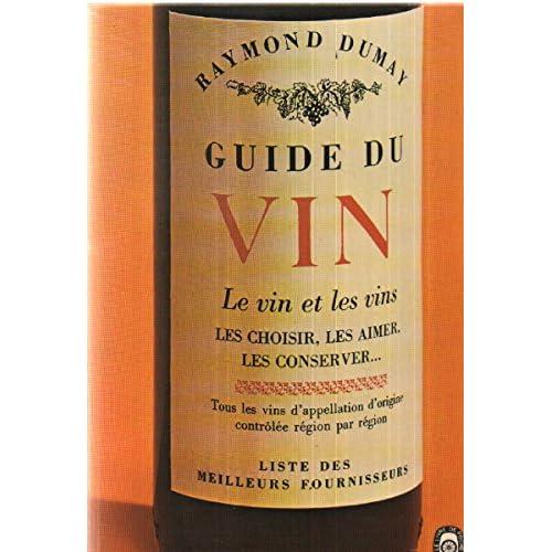 Guide du vin (Le Livre de poche)