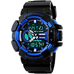 Outdoor sport utility fashion watches