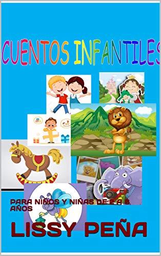 CUENTOS INFANTILES: PARA NIÑOS Y NIÑAS DE 2 A 8 AÑOS (LIBROS ...