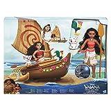 Disney Vaiana - C0157 - Va En Pirogue!