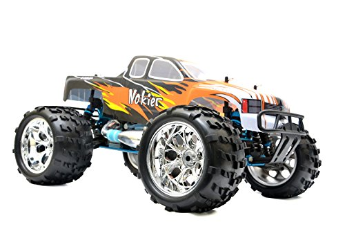 RC-Combustor-Monster-Truck-Nokier-18cxp-Engine-1-8--24-GHz