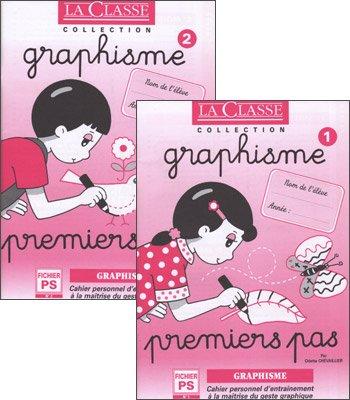 GRAPHISME PREMIERS PAS (2 cahiers)