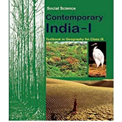 Social Science Contemporary India - I for Class - 9-968