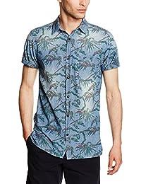 JACK & JONES VINTAGE Herren Freizeithemd Jjvdavis Shirt S/S One Pocket