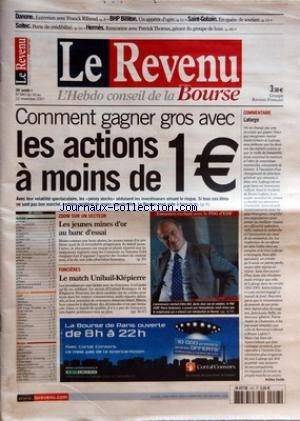revenu-le-no-945-du-16-11-2007-danone-entretien-avec-franck-riboud-bhp-billiton-un-appetit-dorge-sai