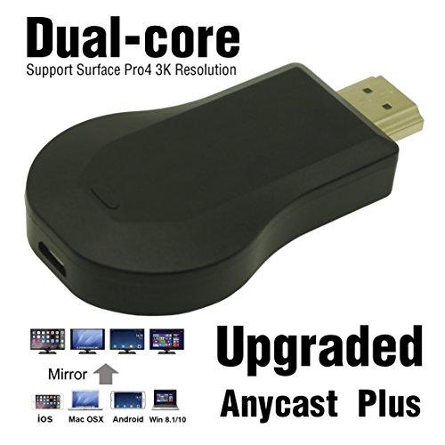 [CE Rosch zertifiziert] Wireless HDMI Bildschirm Spiegel Dongle, COFEND® WiFi Anzeige TV Dongle Empfänger 1080P Einfache Freigabe Wireless Streaming TV Stick Für iOS / Android / Windows / Mac Geräte