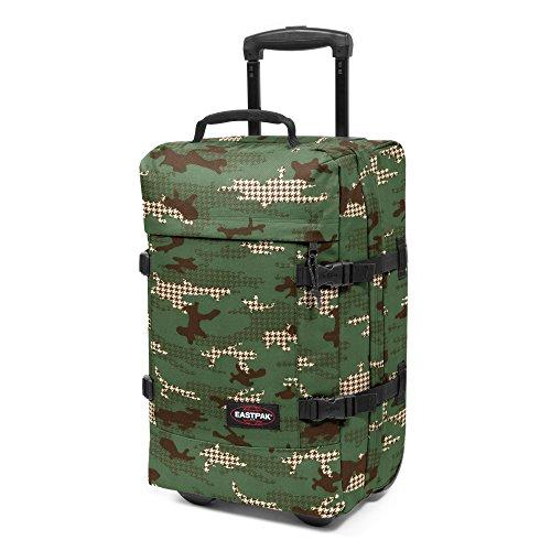 Eastpak Tranverz S Bagage Cabine, 55 cm, 42 L, Camtooth