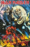 Iron Maiden - Number of the Beast - Eddie Art 24 x 36 Poster