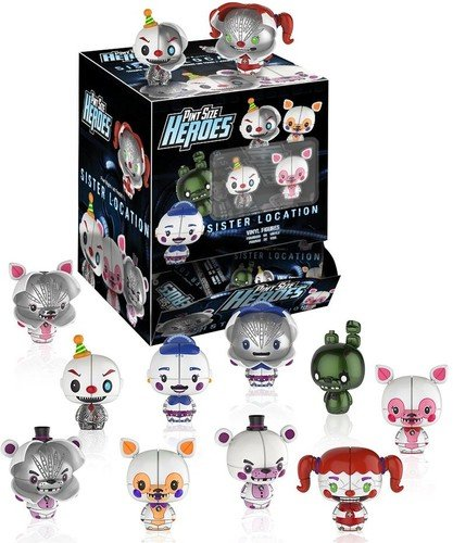 Figura Pint Size Five Nights at Freddy'S Sister...