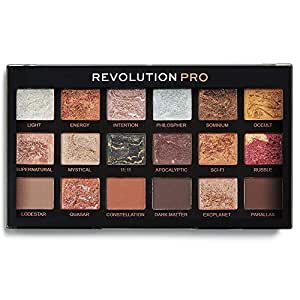 Makeup Revolution Pro Palette de fard à paupières Regeneration Astrological