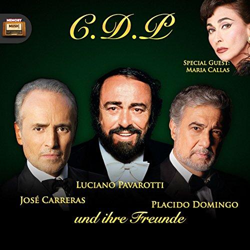 C.D.P. = José Carreras, Placid...