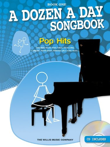 a-dozen-a-day-songbook-pop-hits-book-one-fr-klavier