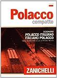 Image de Polacco compatto. Dizionario polacco-italiano, italiano-polacco