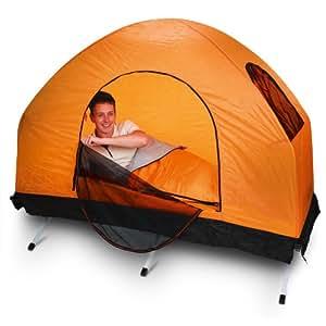 bestway camping zelt bett einmannzelt inklusive zelt und. Black Bedroom Furniture Sets. Home Design Ideas